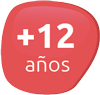 + 12 anos